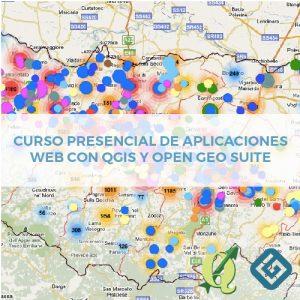 Curso Presencial de Aplicaciones Web con QGIS y Open Geo Suite