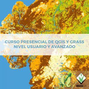 Curso Presencial de Especialista en QGIS y Gras