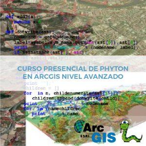 Curso Presencial de Phyton en Arcgis Nivel Avanzado