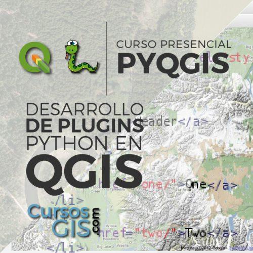 Curso Presencial plugind en python y qgis