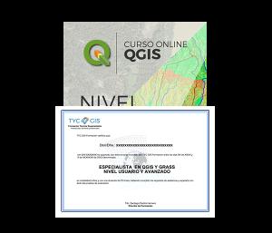 Especialista QGIS Y GRASS - Certificado