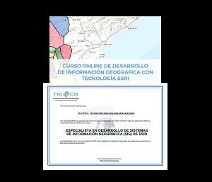 Especialista en SIG con Tecnologia ESRI Certificado