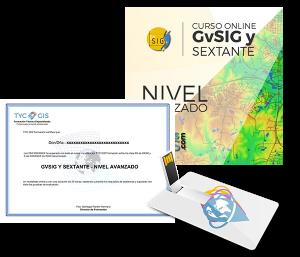 GvSIG y Sextante - Nivel Avanzado Certificado y USB