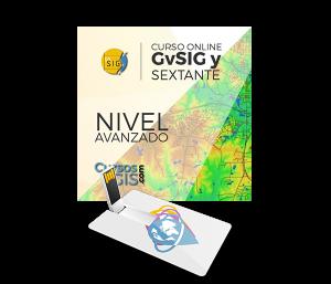 GvSIG y Sextante - Nivel Avanzado USB