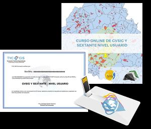 GvSIG y Sextante - Nivel Usuario Certificado y USB