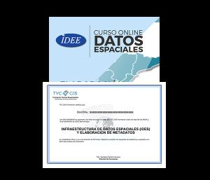 IDES y elaboracion de Metadatos Certificado