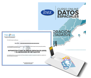 IDES y elaboracion de Metadatos Certificado y USB