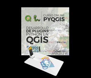 Plugins con Python en QGIS USB