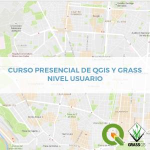 Presencial QGIS y GRASS Nivel Usuario