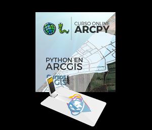 Python en Arcgis - Nivel Usuario usb