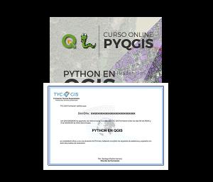 Python en QGIS certificado