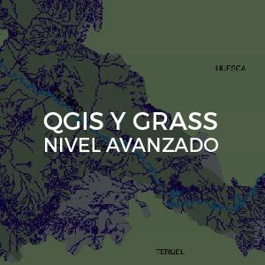 QGIS y Grass Nivel avanzado