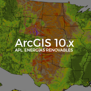 arcgis aplicado a energias renovables inv
