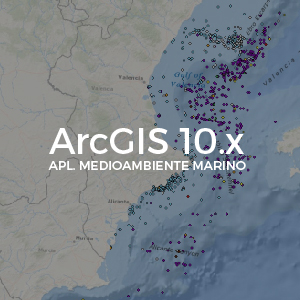 arcgis aplicado al medio marino inv