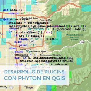 desarrollo de plugins python en qgis