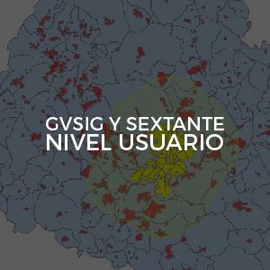 gvsig nivel usuario