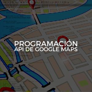 programacion con API de google Maps