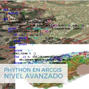 python nivel avanzado arcgis