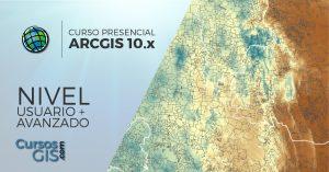 Curso Presencial ArcGIS Nivel Usuario y Avanzado