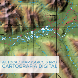 ArcGIS Pro Cartografia autocad map