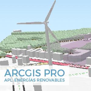 ArcGIS Pro Energia Renovables