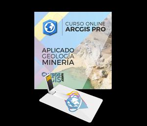 ArcGIS Pro Especialista Geología y Minería USB