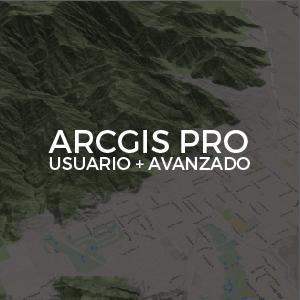 ArcGIS Pro Especialista Inv
