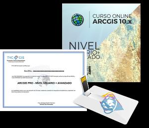 ArcGIS Pro Especialista USB Certificado