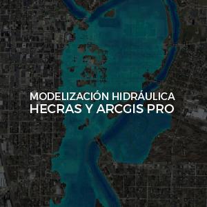 ArcGIS Pro HecRas Hidraulica inv