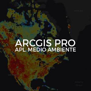 ArcGIS Pro Medio Ambiente Inv