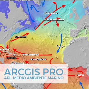 ArcGIS Pro Medio Ambiente Marino