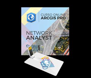 ArcGIS Pro Network analyst USB
