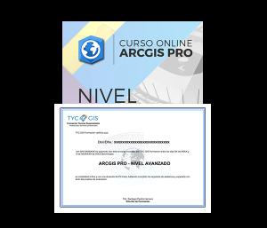 ArcGIS Pro Nivel Avanzado Certificado