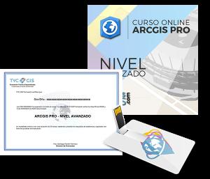 ArcGIS Pro Nivel Avanzado USB Certificado