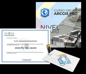ArcGIS Pro Nivel Usuario Certificado y USB