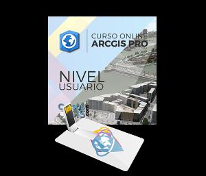 ArcGIS Pro Nivel Usuario USB
