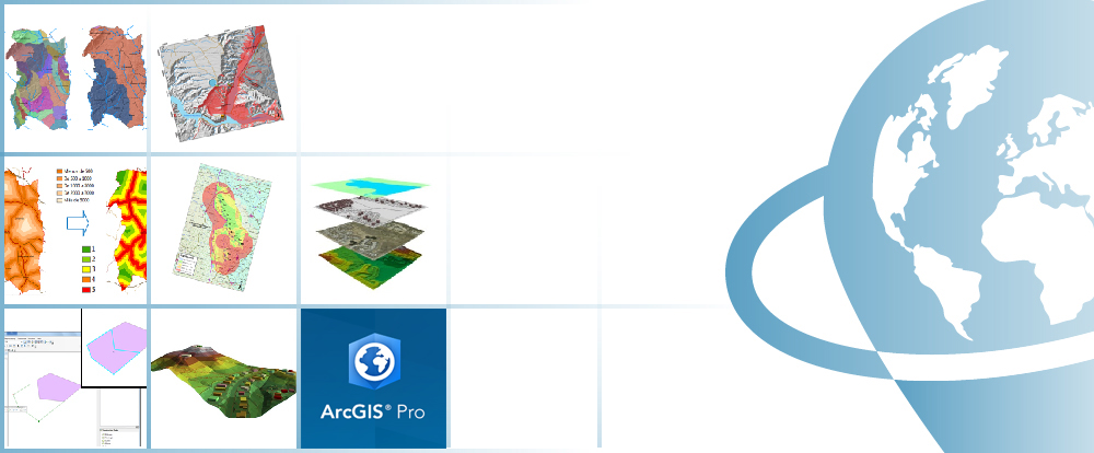 Especialista en ArcGIS 10 aplicado al Medio Ambiente