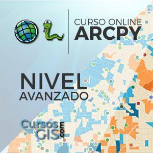 Curso Online ArCPY Nivel Avanzado