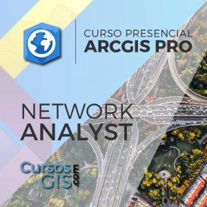 Curso Presencial Arcgis pro network analyst