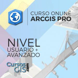 Curso Online Especialista Arcgis Pro