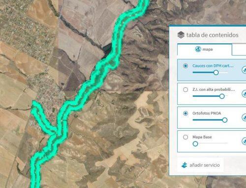Descarga y visualización de información hidrológica gratuita