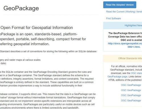 ¿Qué es GeoPackage y cómo trabajar con dicho formato de datos en GeoServer y QGIS?