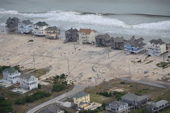 Cómo nos podemos adelantar a las inundaciones que afectan a las costas?