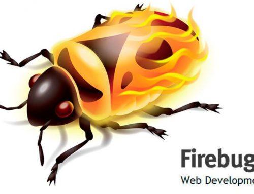 ¿Cómo seguir utilizando Firebug con tu código JavaScript?