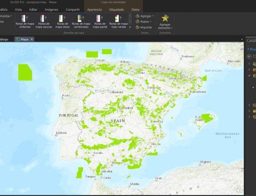 ¿Cómo incorporar bases de datos incluidas en PostGIS a nuestro proyecto en ArcMap o en ArcGIS Pro?