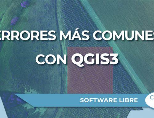 Cortar archivos ráster con Clipper en QGIS 3 y errores más comunes