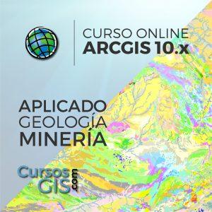 Curso Online ArcGIS Geologia y Minería