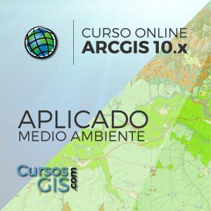 Curso Online ArcGIS Medio Ambiente