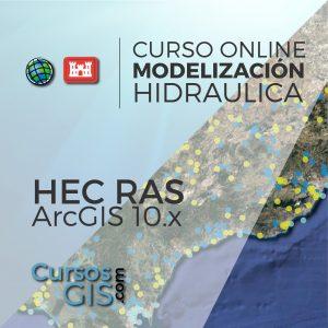 Curso Online HecRas ArcGIS Modelización Hidraulica