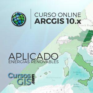 Curso Online arcgis aplicado a la energias renovables
